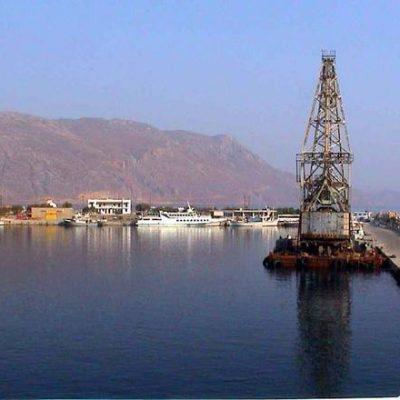 Giammoro – Operaio cade in acqua da un pontile. Trasportato in elisoccorso a Messina