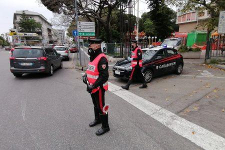 VIDEO – Messina – I Carabinieri effettuano controlli in centro città nella prima domenica della fase 2