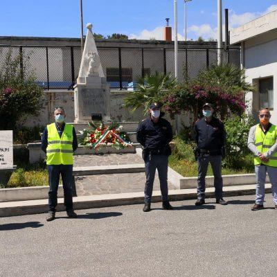 Il SAP onora la memoria di Pasquale Apicella, agente scelto della Polizia, caduto nell'adempimento del dovere