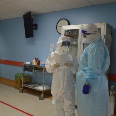 Coronavirus Italia: aumentano i contagi nelle ultime ore. Diminuiscono i ricoverati in terapia intensiva.