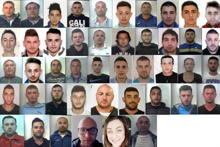 Mafia: colpo a clan Brunetto, 46 arresti dei Carabinieri