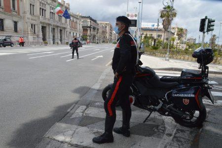 Fotonotizia Messina: i controlli di oggi Primo Maggio
