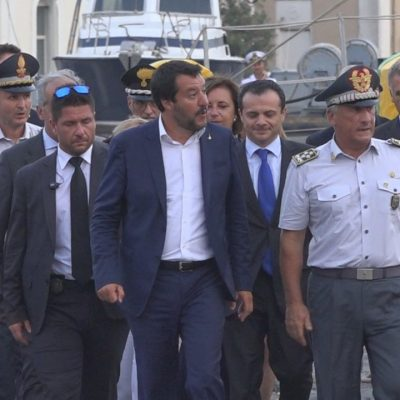 """Candidature e Regione Sicilia: De Luca ed il """"no (per ora)"""" a Salvini."""