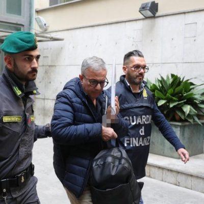 Maxiblitz: tornano in carcere i nomi storici di Cosa Nostra