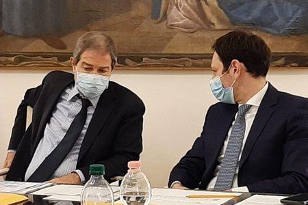 Minacce all'assessore Razza: la solidarietà del Presidente della Regione Sicilia, Musumeci