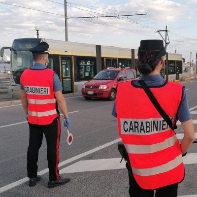 Messina: Controlli dei Carabinieri nella citta di Messina, 6 denunce.