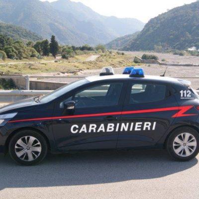 Arrestato dai Carabinieri per furto di sabbia e ghiaia dal greto di un torrente