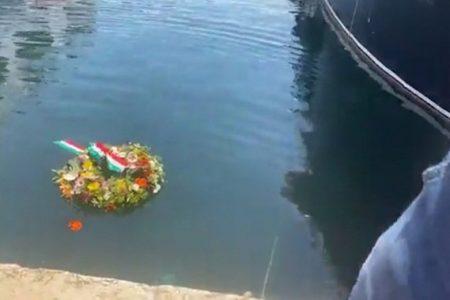 Peschereccio disperso: cerimonia nel porto di Terrasini