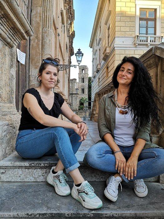 """""""Inciampando in Sicilia"""", due ragazze in tour per promuovere il turismo local"""