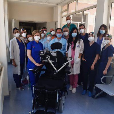 IRCCS Bonino Pulejo – Avviato il Reparto Macchina Dipendenti