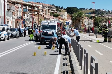 Incidente mortale a Pace. Muore giovane donna.
