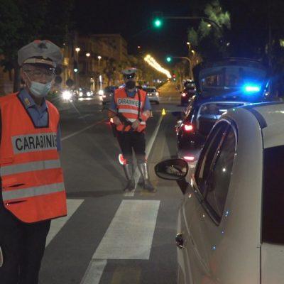 MOVIDA – Serrati controlli dei Carabinieri del Comando Provinciale di Messina