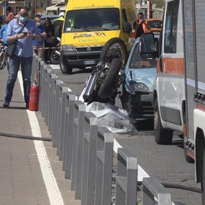 Incidente di Pace: indagata per omicidio stradale l'automobilista investitrice