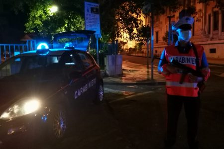 Weekend di serrati controlli dei Carabinieri da Torre Faro a Tremestieri, 11 persone denunciate