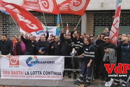 Dal 2 luglio nuovo sciopero personale BluJet
