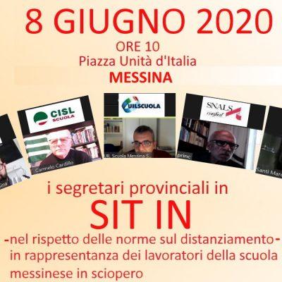 Vertenza Scuola, lunedì alle 10 sit-in simbolico di Flc Cgil, Cisl Scuola, Uil Scuola, Snals e Gilda.