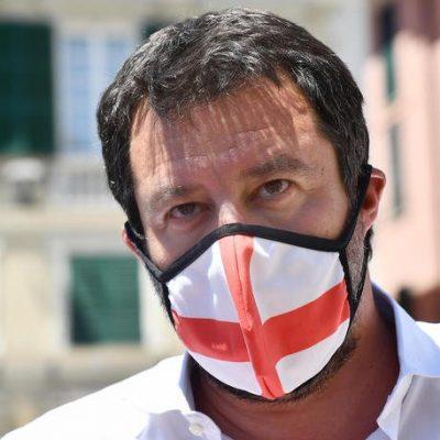 """Ponte sullo Stretto: Salvini """"Ci vorrebbe un gemellaggio tra Reggio e Genova"""""""