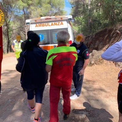 Sette escursionisti smarriti, soccorsi nel palermitano