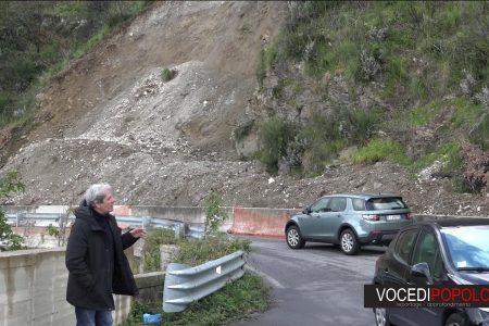 """Strada comunale San Michele – Portella Castanea – Comitato Peloritani """"Confidiamo in Amministrazione ma situazione critica"""""""