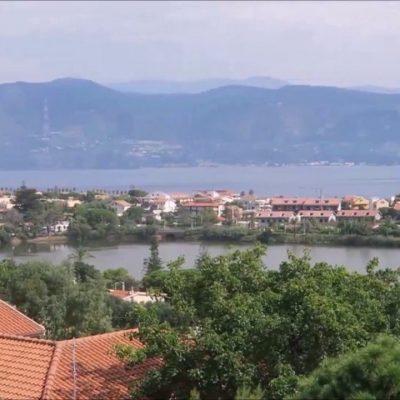 Individuata la fonte dell'inquinamento del Lago di Ganzirri: un'abitazione del Giardino sui Laghi