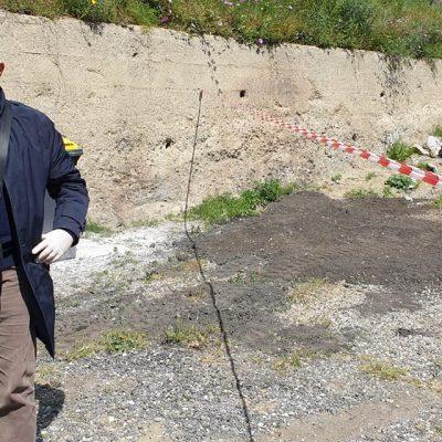 Via San Cosimo – Ferito il commissario Giardina durante un sequestro