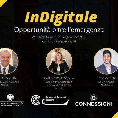 Confcommercio Messina punta sul digitale. Voucher e sportello innovativo per superare la crisi.