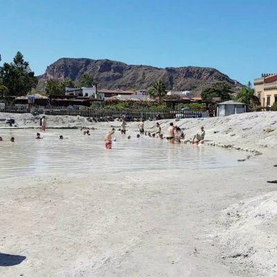EOLIE – Sequestrata la pozza dei fanghi di Vulcano
