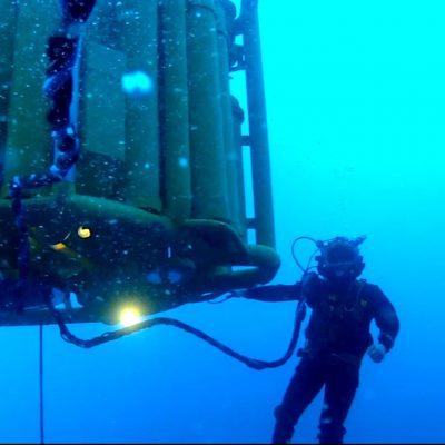 Peschereccio scomparso: la Marina Militare individua il relitto a 1400 metri di profondità