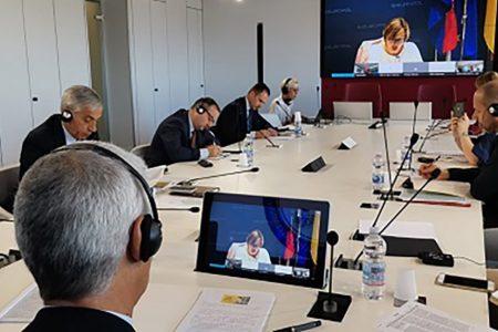 Criminalità economica: riunione tra i vertici delle Forze di polizia europee