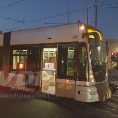 Messina – Aggressione a sprangate sul tram ai danni di due controllori ATM