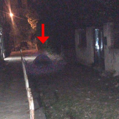 Camping Messina centro? – Che ci fa una tenda in via Cicerone?