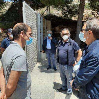 """Migranti: Musumeci, """"stato emergenza per Lampedusa ma da Governo solo silenzio"""""""