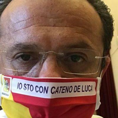 Lunedì 6 il ritorno di Cateno De Luca