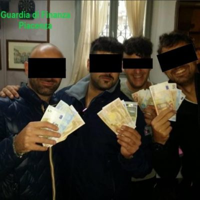 "Le intercettazioni – ""reati impressionanti"" dei sette carabinieri arrestati a Piacenza"