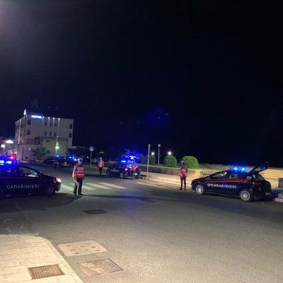 Controlli weekend a Barcellona: i Carabinieri denunciano 8 persone