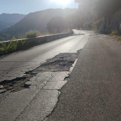 """Frana di Reginella, MNC e Comitato Monitoraggio Territorio dei Peloritani: """"Cantiere fermo. Pronti a proteste eclatanti"""""""