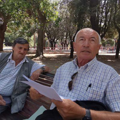 Villa Dante: L'amarezza degli anziani sfrattati dal Centro Sociale senza nessuna alternativa e senza bagni