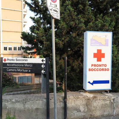 Taormina – Negativa al coronavirus la donna per la quale ieri era stato chiuso il pronto soccorso del Sirina