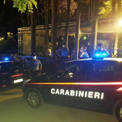 ASSEMBRAMENTI – Chiusa dai Carabinieri la discoteca catanese BANACHER