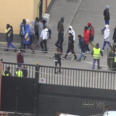 Bisconte – Sono almeno 24 i migranti fuggiti. Cacciotto e Gioveni chiedono tavolo tecnico