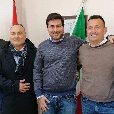 Furto alla V^ Municipalità del Comune di Messina, la solidarietà dei sei presidenti della Città