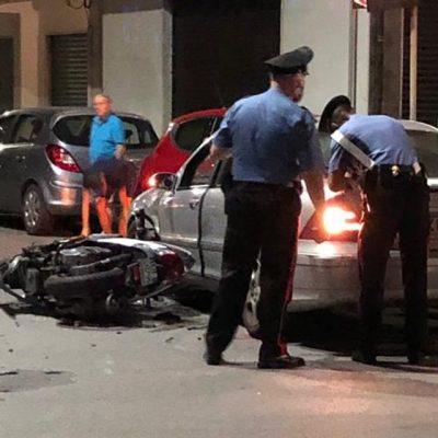 Grave incidente a Torregrotta: due feriti