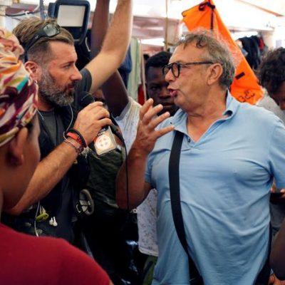 """Lampedusa – Il Sindaco Martello risponde a Salvini: """"Io un poveretto? No, figlio di pescatori"""""""