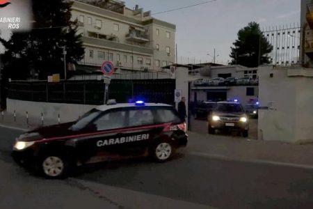 Operazione anti mafia tra Sicilia e Germania: 46 arresti e sequestro per un milione
