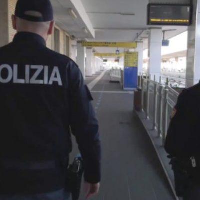 La Polizia denuncia due persone per occupazione abusiva di terreni delle Ferrovie