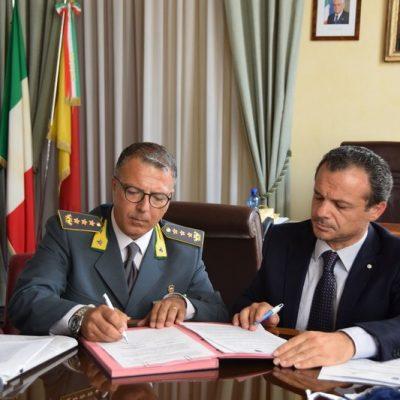 Città Metropolitana di Messina ed il Comando Provinciale GDF firmano protocollo su appalti