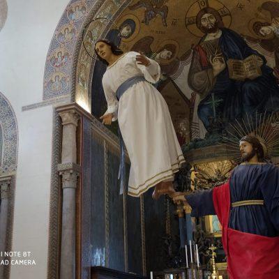 Vara 2020- La parte sommitale è al Duomo. Unica iniziativa comunale.